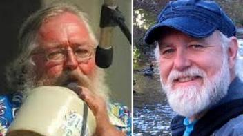 Wayne Hagen and Christopher Richard